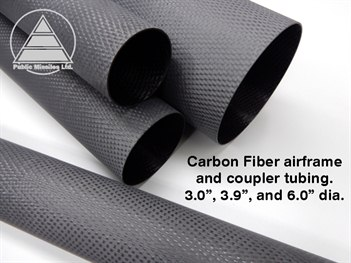 Carbon Fiber Tubes 3 inch to 6 inch dia